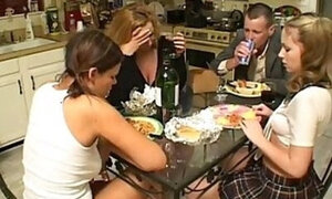 All-family porno movie with lots of twists/turns