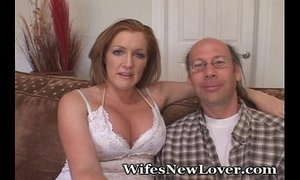 Hubby Is A Nerd, But Wife Is Hot xVideos