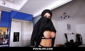 Busty Arabic Teen Violates Her Religion POV xVideos