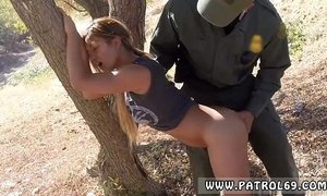 Rough cop Border Jumper Puts Out Big Time! xVideos