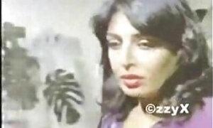 Retro Turkish porn video with an amateur bitch