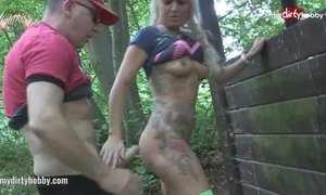My Dirty Hobby - Nightkiss66 outdoor adventures AnalDin