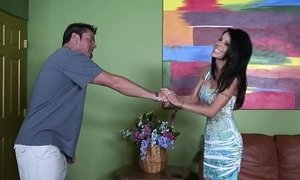 Cheating brunette MILF from xxxmilf.pro has a visitor xVideos