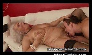 Nasty Grandma! xVideos