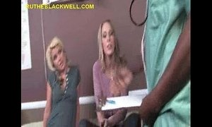 Two Women Share Black xVideos