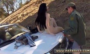 Teen girl sucks cop off Russian Amateur Takes it Like a Pro