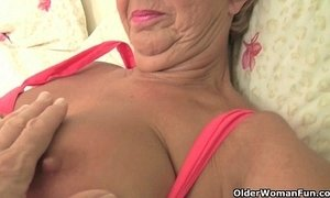 Hottest British grannies still need their daily orgasm xVideos