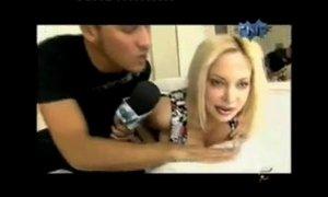 Sabrina sabrok celeb largest breast in the world interviews part2 xVideos