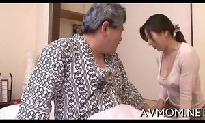 Lustful mom receives kinkly with dildo xVideos