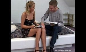 Brother Fucks Pigtail Czech Sister xVideos