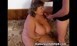 Old bag get pounded xVideos
