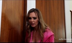 British slut Tanya in NOT a lesbian taboo threesome | xxxmilf.pro xVideos