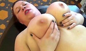 BBW Buxom Slut Talks Dirty