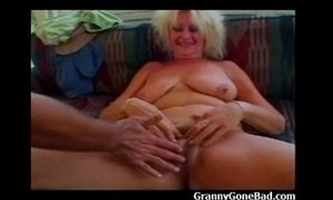 Naughty Old Grandma xVideos