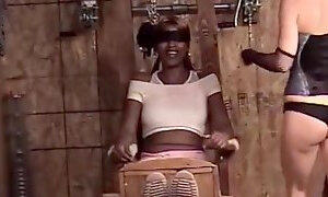 Tickling Paradise - Dungeon Mistress - Clip 2