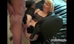 I fuck a german milf - you dont have to be handsome if you have money xVideos