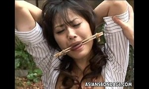 Asian weirdoes are having a weird bdsm session xVideos