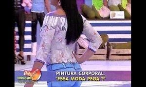 Naked Brazil Bodypainted Girls!! xVideos