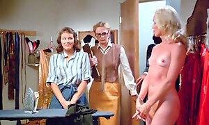 Vintage Porn Movie Hottie Legs (1979)