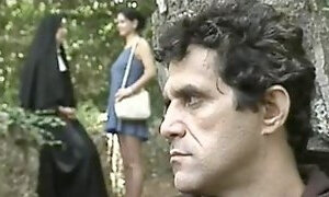 Italian porn girl fucked in two scenes