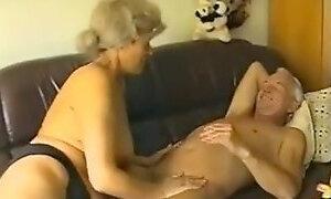 Gorgeous mature female gives a magic BJ