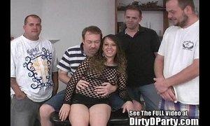 First Timer Bukkake Slut! xVideos