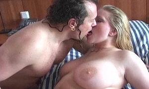 Zuzanna aka Zuzana aka Zdenka - Busty Blonde Hard Sex