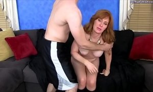 Freya's Son Takes Advantage xVideos