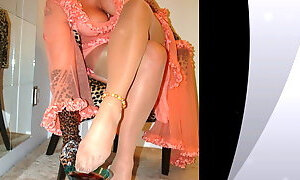 Legs and Feet Slideshow (Music)