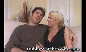 Hubby Nervous About Swinging Wife xVideos