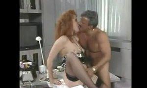 """Vintage German porn film """"Eine schrecklich geile familie 1"""" (1993) AnalDin"""