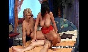Mature German Threesome xVideos