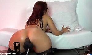 Sophia sylvan fucking machine