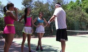 Summer camp tennis sluts Beeg