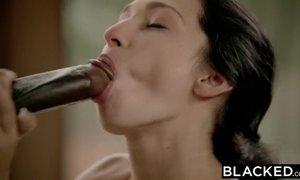 First Big Black Cock For Cyrstal Rae AnalDin