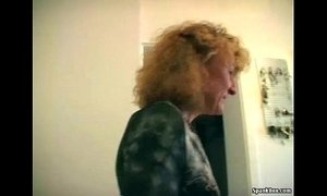 Wild granny shows her sucking skills xVideos