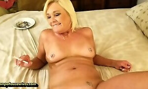 Ms paris and her amateur theatersmoking sex